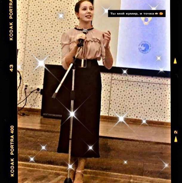 Дочь Юлии Началовой вышла на сцену в женственном образе