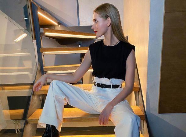 Кристина Асмус намекнула на появление нового ухажера после развода
