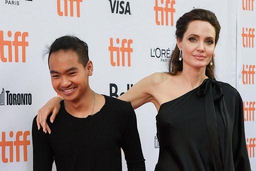 Сын Анджелины Джоли был замечен с алкоголем на публике
