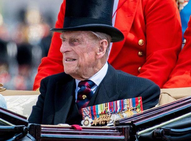 Муж королевы Елизаветы ll принц Филипп ушел из жизни в возрасте 99 лет