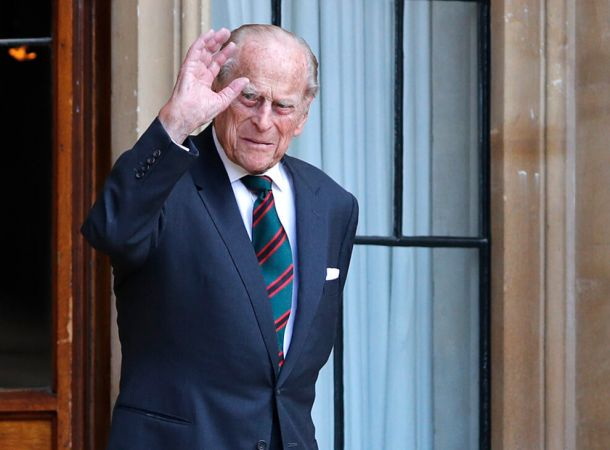 После смерти принца Филиппа в Великобритании объявили траур