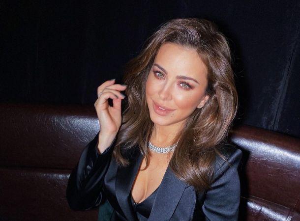 Ани Лорак и ее бывший муж вместе заявились на праздник к Филиппу Киркорову