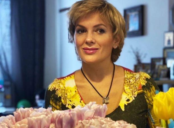 Мария Порошина показала младшего ребенка на телевидении