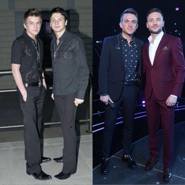 Сергей Лазарев и Влад Топалов впервые за несколько лет вместе выступили на сцене
