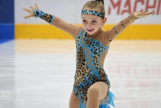 Маленькую дочь Татьяны Навки засудили на соревнованиях