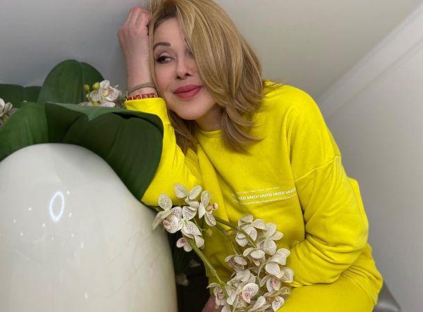 Любовь Успенская сделала себе подарок за 39 миллионов
