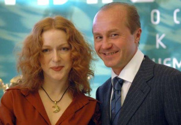 Вдова Андрея Панина состоит в романтических отношениях с женщиной