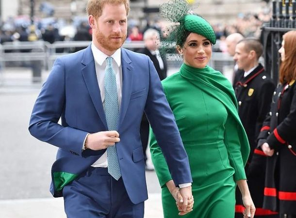 Принц Гарри находится на самоизоляции после приезда в Лондон