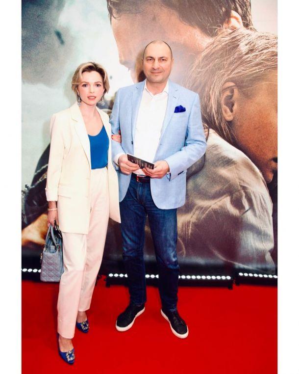 Бывший муж Анастасии Волочковой вышел в свет с новой женой