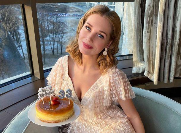Гарик Харламов нестандартно поздравил Кристину Асмус