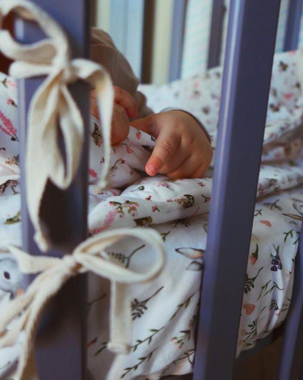 Татьяна Брухунова показала спящего сына от Петросяна
