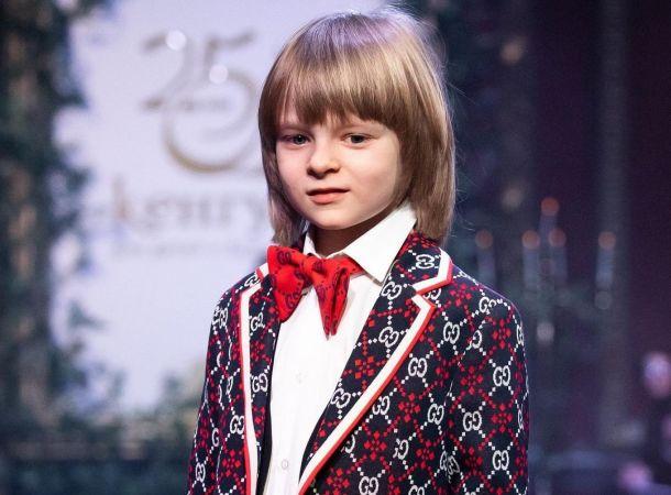 Сын Яны Рудковской и Евгения Плющенко впервые сменил прическу