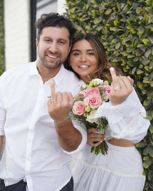 Амиран Сардаров прокомментировал свадьбу с Мариам Тилляевой