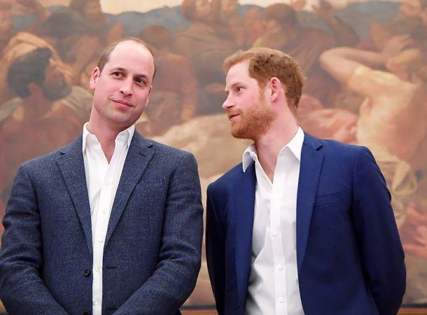 Елизавета II распорядилась, чтобы Уильям и Гарри были порознь на похоронах принца Филиппа