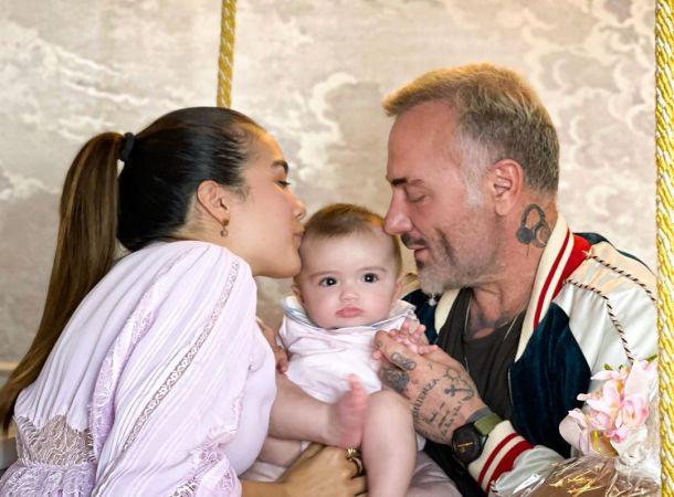 Маленькая дочь Джанлука Вакки перенесла серьезную операцию