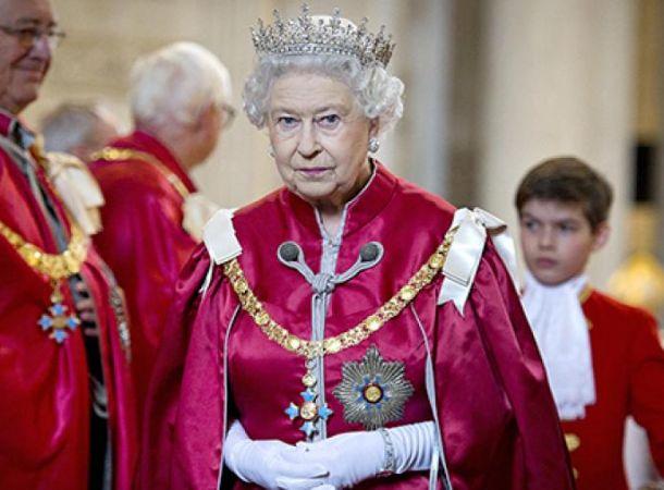 Елизавета II может отойти от престола после смерти мужа