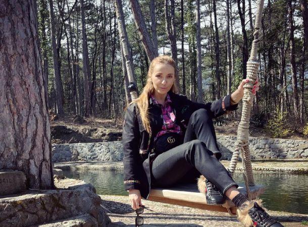 Татьяна Навка объяснила, почему сократили ее шоу в Екатеринбурге