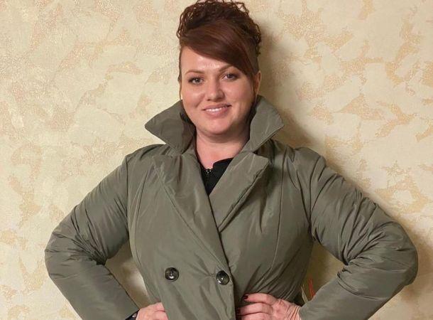Ольга Картункова снова начала набирать вес