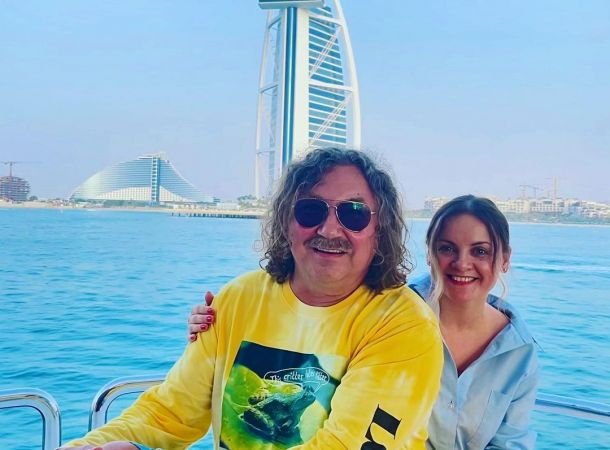 Красиво жить не запретишь: Игорь Николаев показал, как его младшая дочь резвится в Дубае с «ухажером»