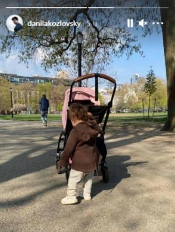 Завидный холостяк Данила Козловский показал, как подросла его дочь