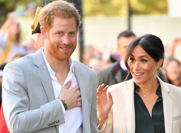 Принца Гарри и Меган Маркл подозревают в обнародовании секретной информации из Букингемского дворца