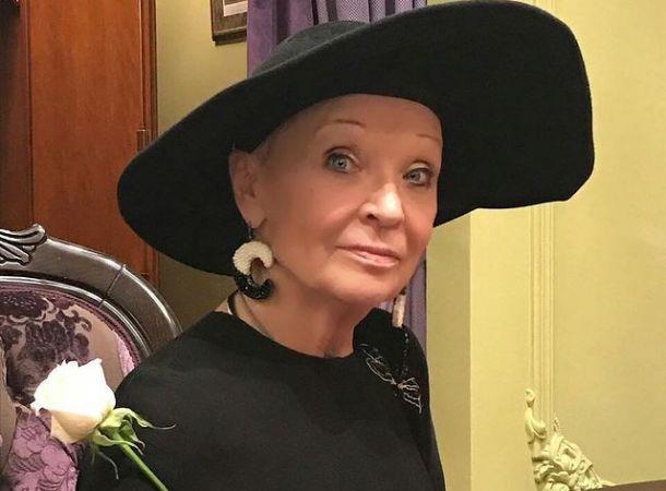 Светлана Светличная госпитализирована с инсультом