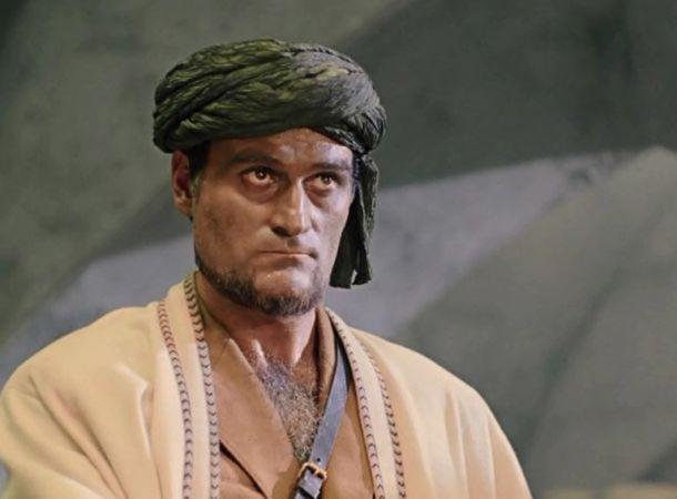 """Ушел из жизни Кахи Кавсадзе - исполнитель роли Абдуллы в """"Белом солнце пустыни"""""""