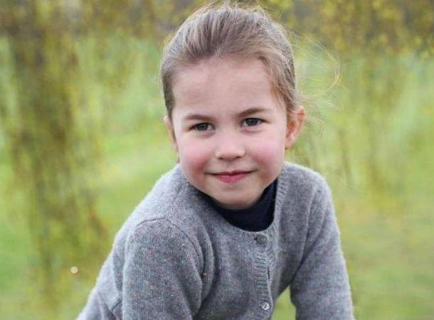 Принцесса Шарлотта может превзойти Кейт Миддлтон