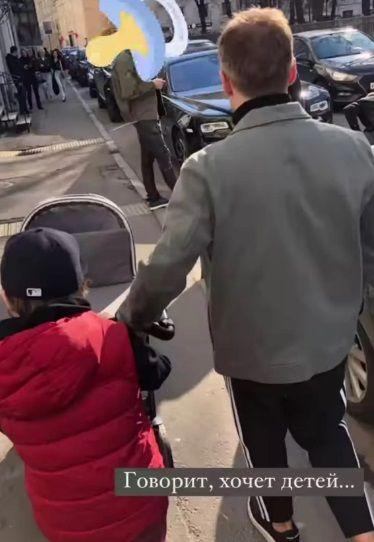 Сын от Жанны Фриске заявил Дмитрию Шепелеву о желании завести детей