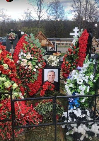 Екатерина Белоцерковская снова приехала на могилу к Борису Грачевскому