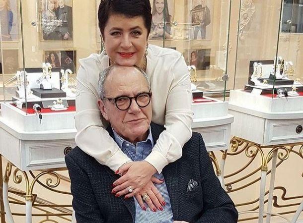 Жена Эммануила Виторгана шокирована критикой в адрес маленькой дочери