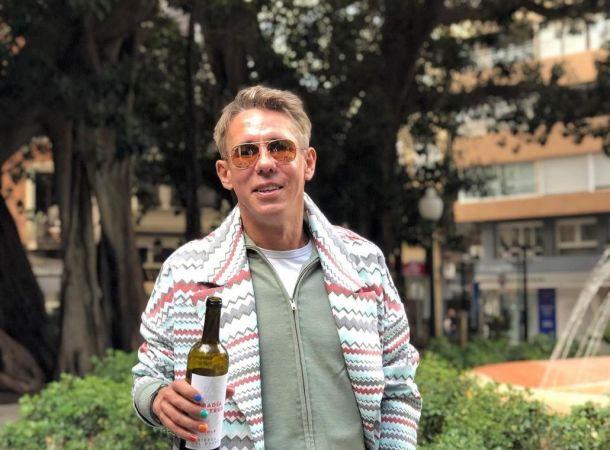 Алексей Панин снялся в Испании без трусов