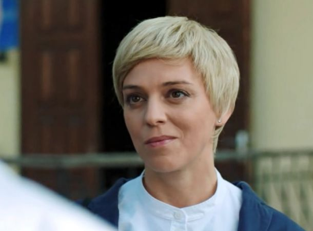 Нелли Уварова внезапно перевоплотилась в блондинку