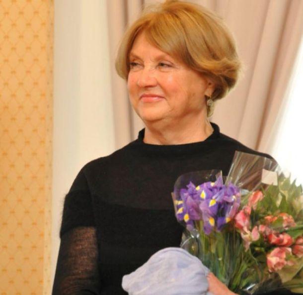 Из жизни ушла вдова Евгения Леонова