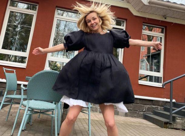 Полина Гагарина попросила совета по материнству