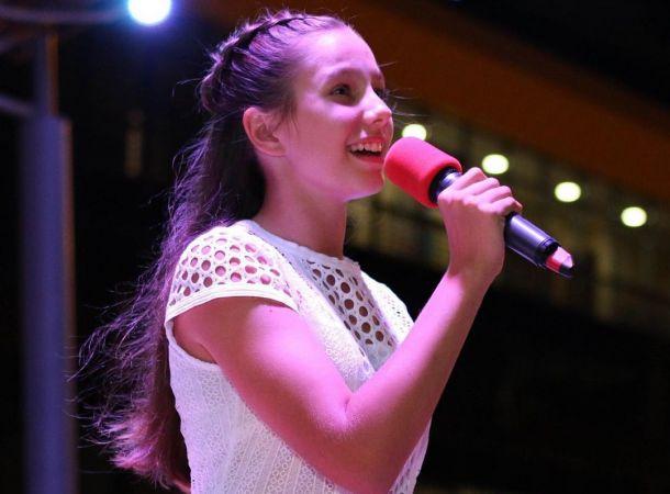 Вера Алдонина блестяще исполнила джаз на английском языке