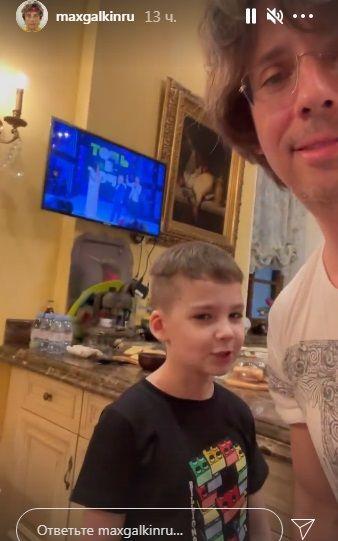 Сын Галкина и Пугачевой сделал новую стрижку и стал неузнаваемым
