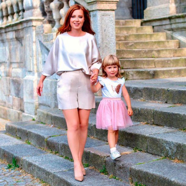 Юлия Савичева показала подросшую дочку