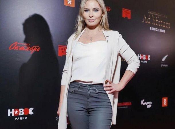 Полиция провела беседу с дочерью Даны Борисовой