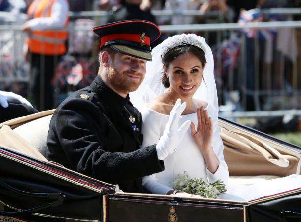 Родственники принца Гарри проигнорировали годовщину его свадьбы с Меган Маркл