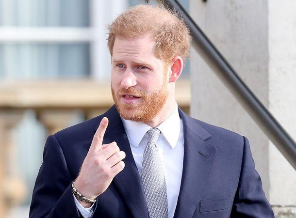 Принц Гарри впервые прокомментировал мысли Меган Маркл о суициде