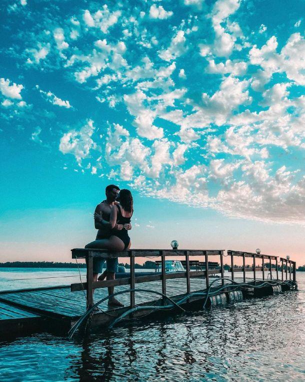 Анастасия Макеева продемонстрировала романтичную сцену с женихом