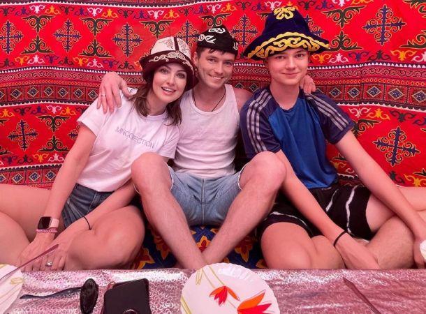 Анастасия Макеева рассекретила свои отношения с детьми жениха