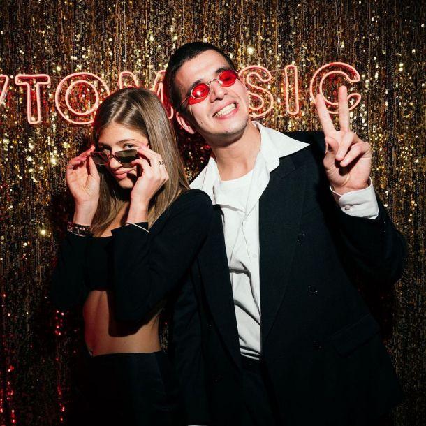 Рэпера Feduk и Сашу Новикову поздравляют с тайной свадьбой