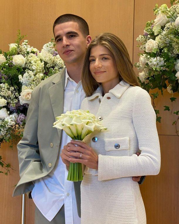 Feduk и Саша Новикова подтвердили свадьбу