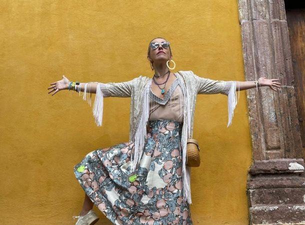 Ксения Собчак превратилась в очаровательную красотку
