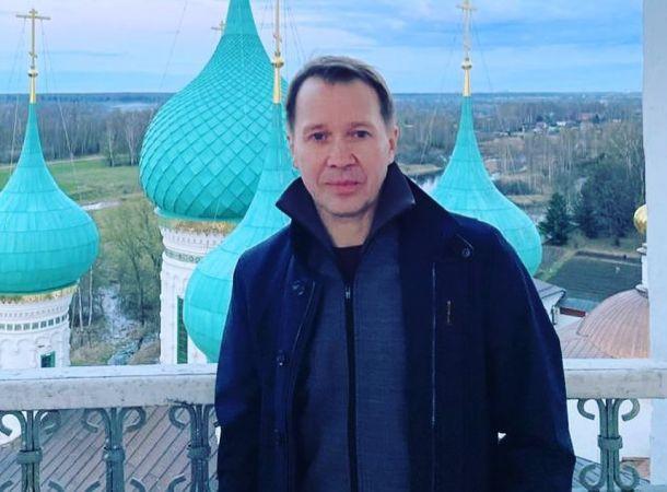 Евгений Миронов опозорился при знакомстве с Кристиной Орбакайте