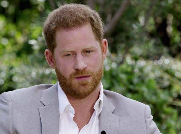 Принц Гарри унаследует часть состояния покойного принца Филиппа