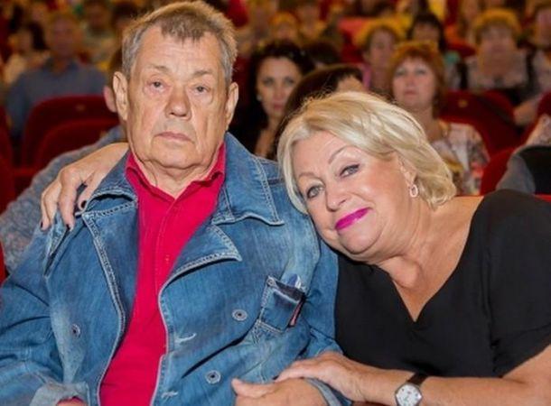 Людмила Поргина рассказала о посиделках с Евгением Леоновым