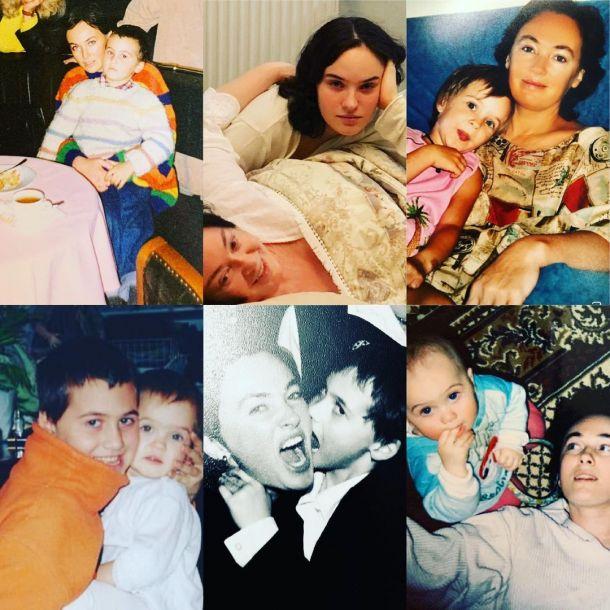 Лариса Гузеева показала маленьких сына и дочку